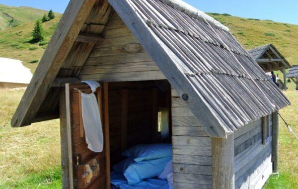 Biogradska Gora Shepherd Hut