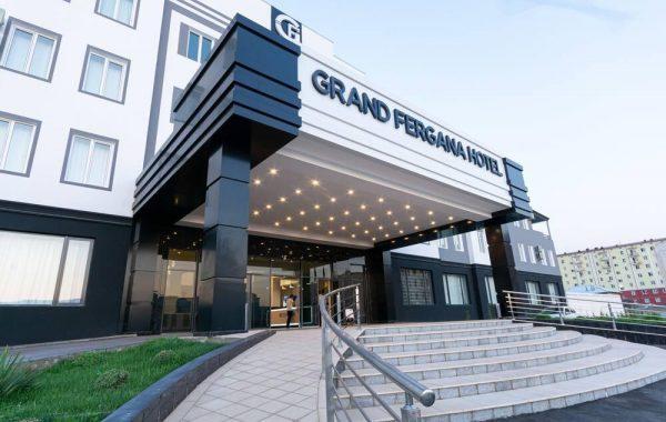Grand Fergana Hotel