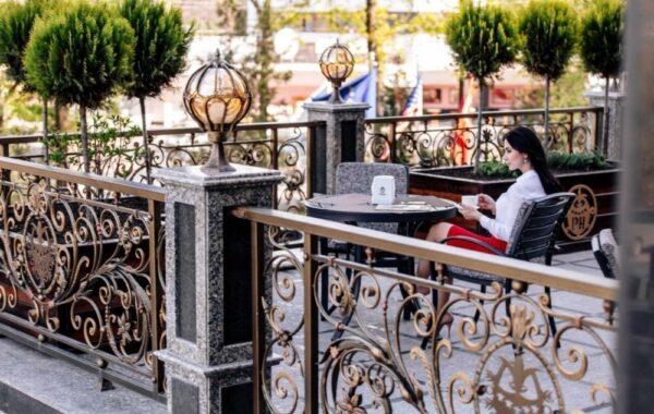 The Plaza Hotel Bishkek