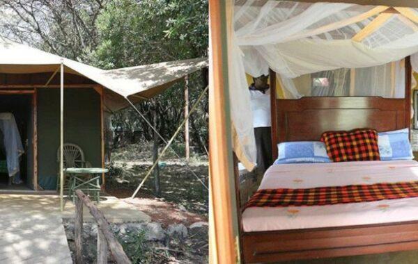 Mara Springs Campsite