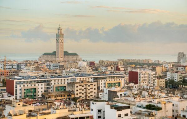 Take a street art tour in Casablanca