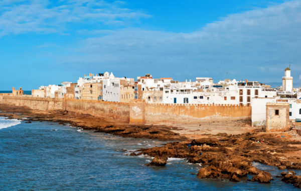 Take a horse ride across Essaouira's beaches