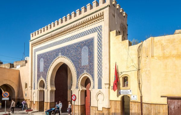 Hire an expert to explore Fes' alleyways