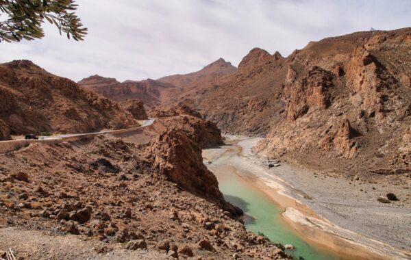 Take a walk through rural Morocco