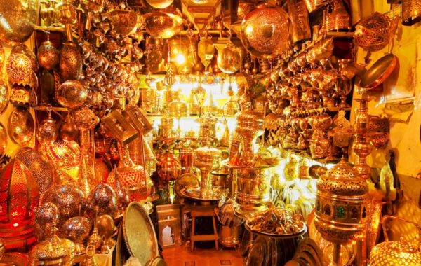 Get lost in Marrakesh's soulful souks
