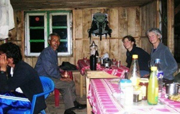 Chisapani Teahouse lodge