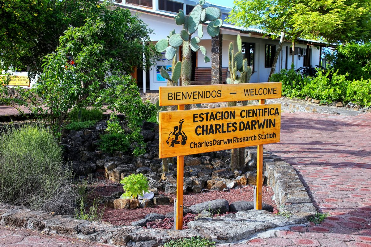 010 Galapagos Charles Darwin Research Station