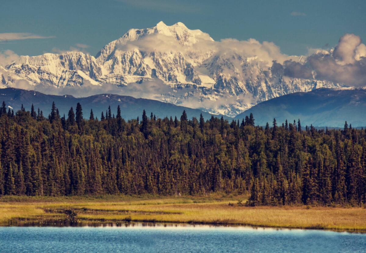015 Alaska Denali Mckinley