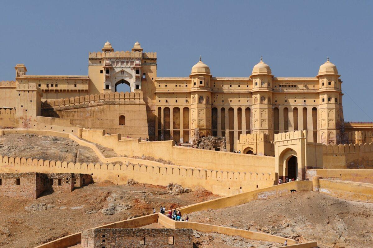 033 India Jaipur Amber Fort
