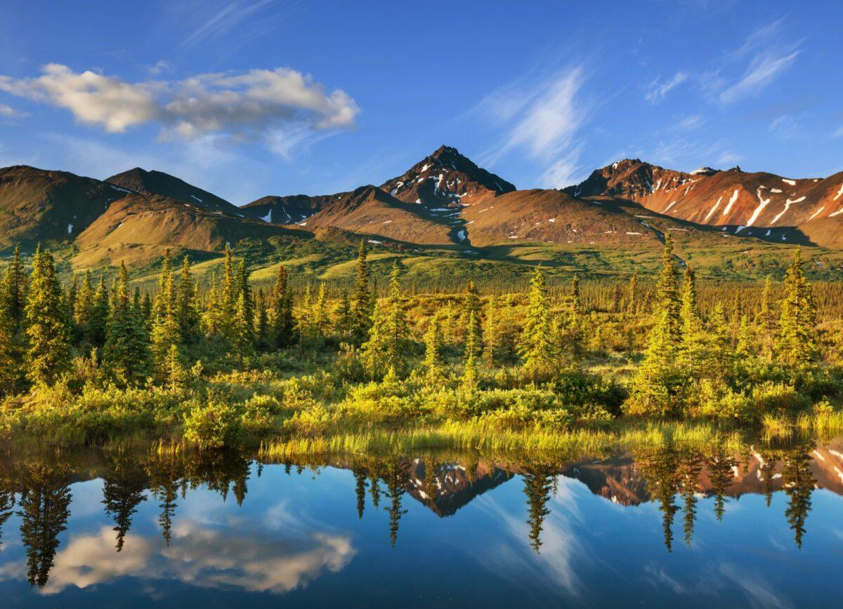 Alaska-Serentitylake
