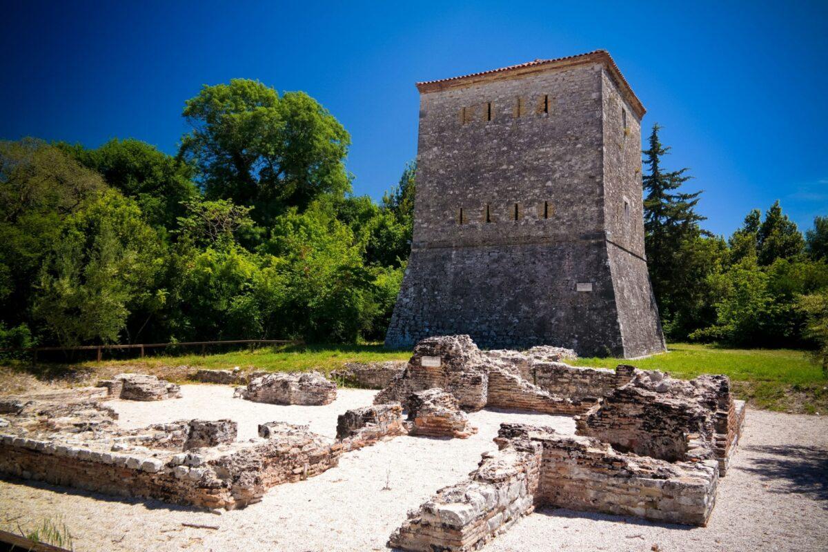 Albania Butrint National Park
