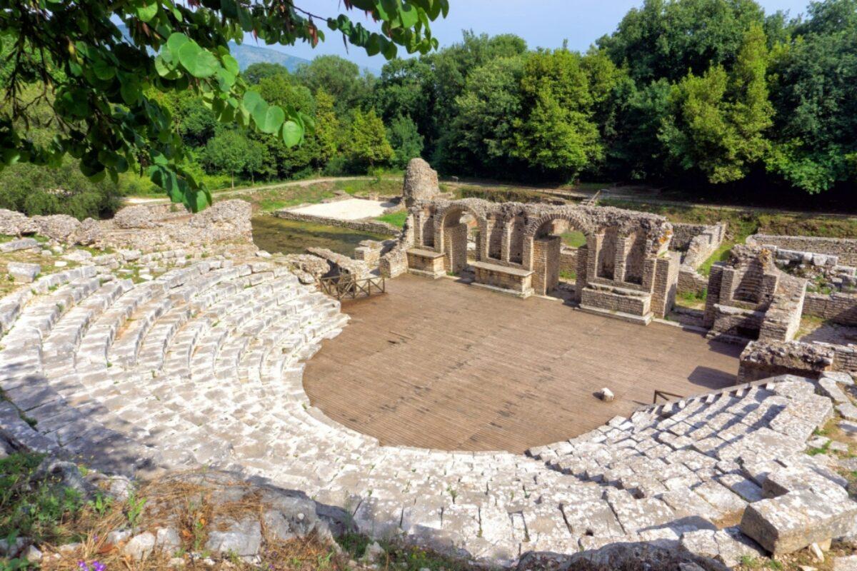 Albania Butrint National Park2