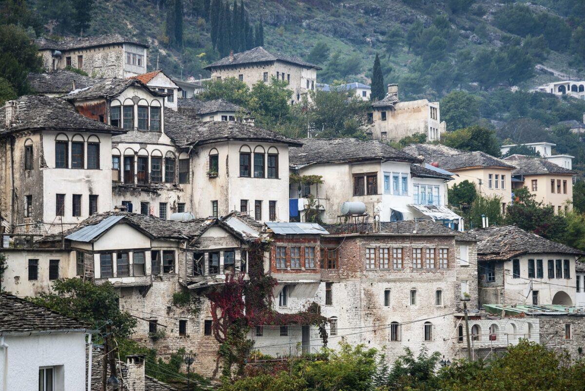 Albania Gjirokastra2