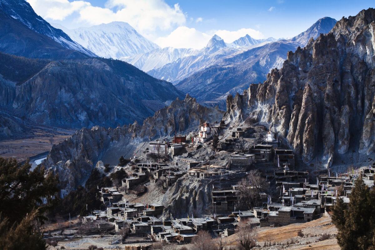 Annapurna-village