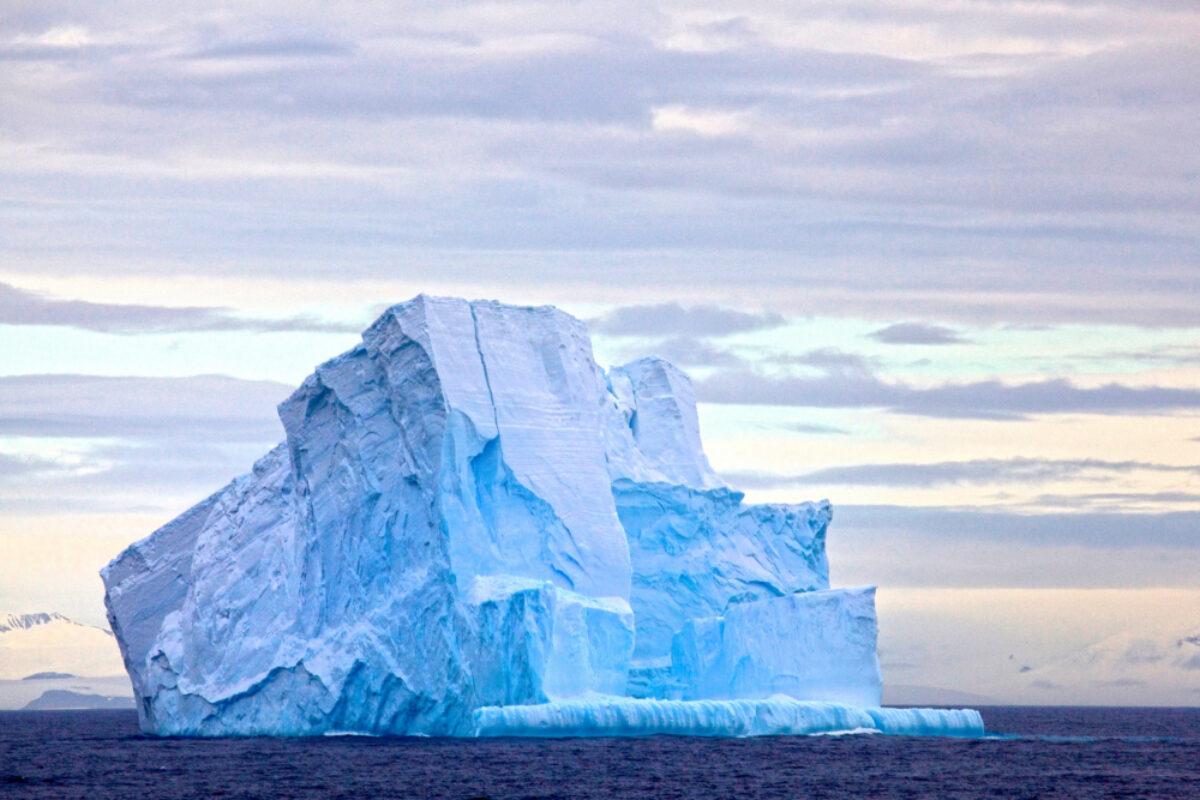 Antarctica Drakepassage