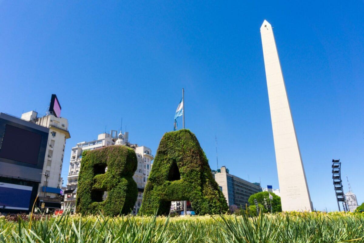 Argentina Buenos Aires Plazaderepublica