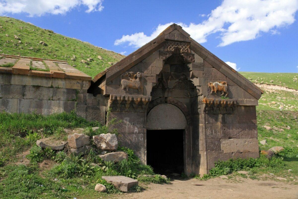 Armenia Selim Caravanserai