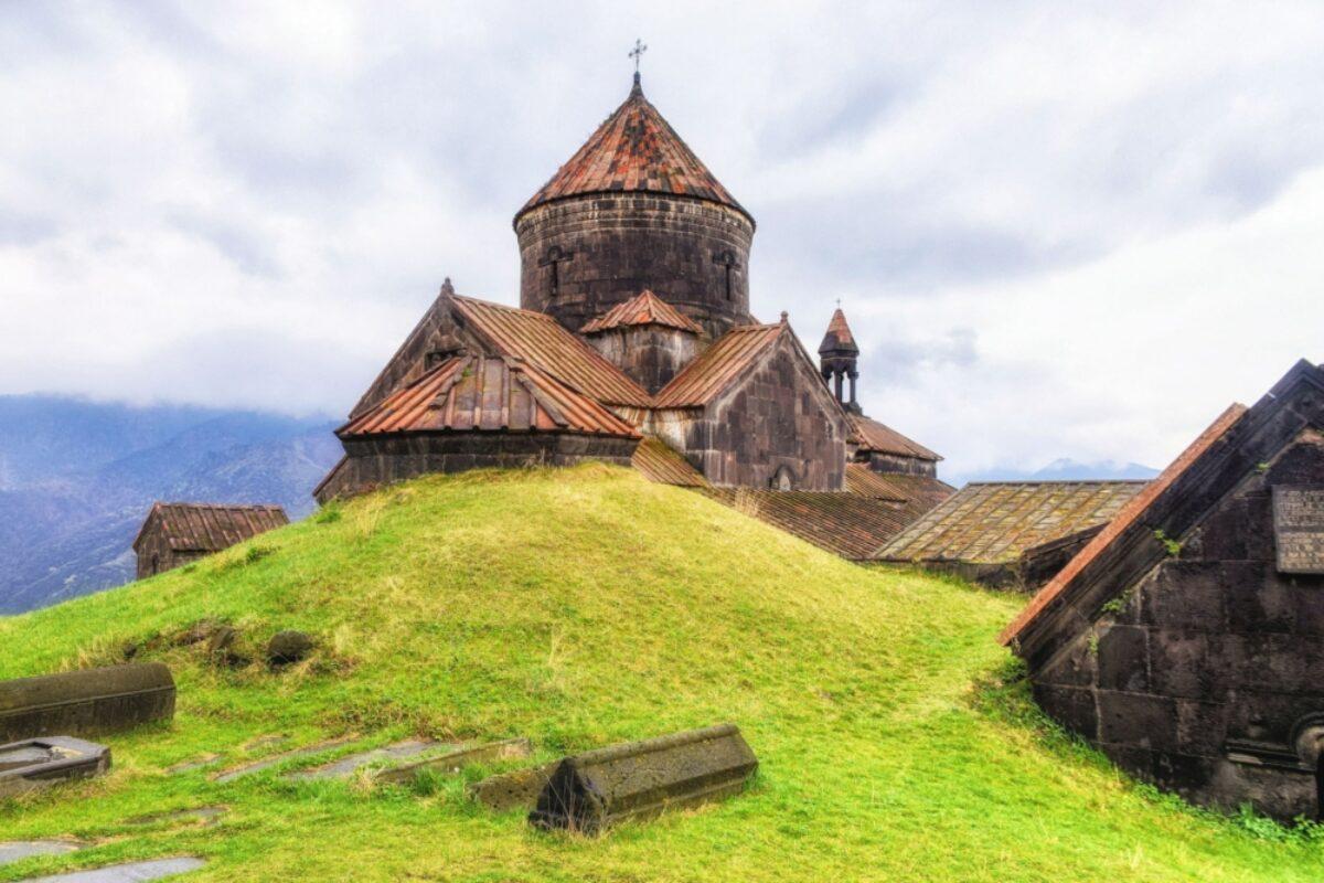 Armenia Lori Province Sanahin
