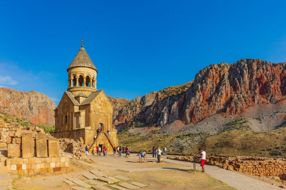 Armenia Noravank Monastery2