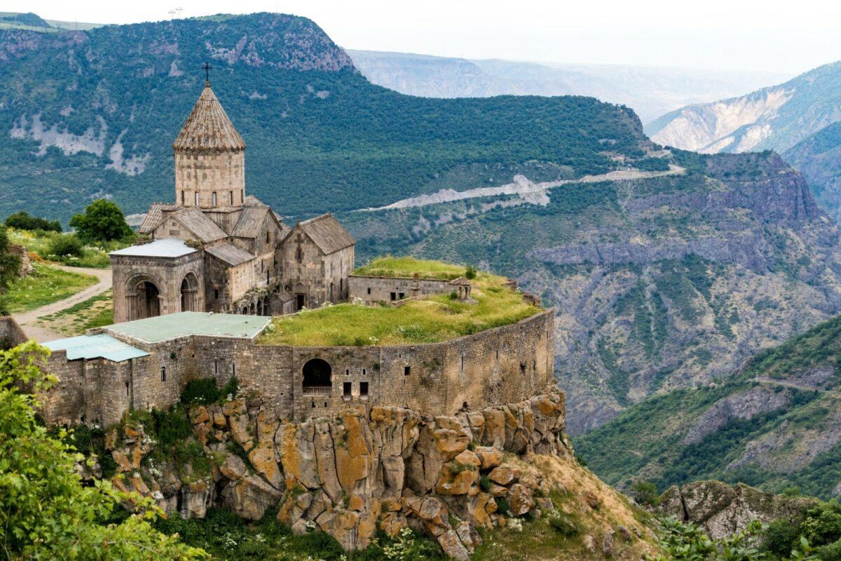 Armenia Tatev Monsastery