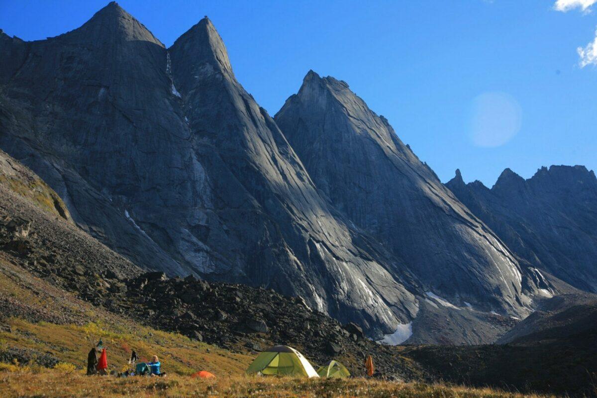 Arrigetch Peaks alaska usa aaa