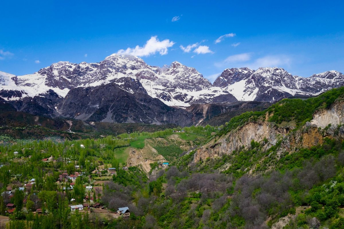 Arslanbob Kyrgyzstan