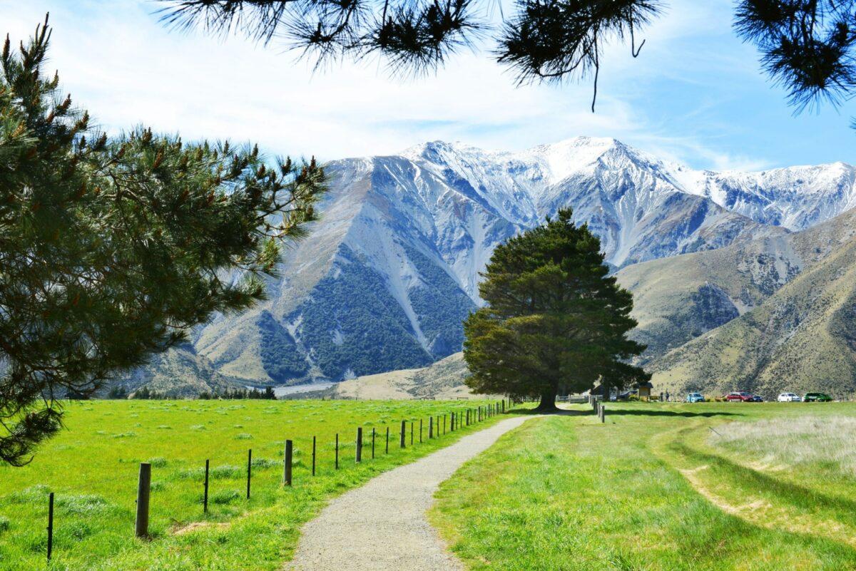 Arthurs Pass Castle Hill