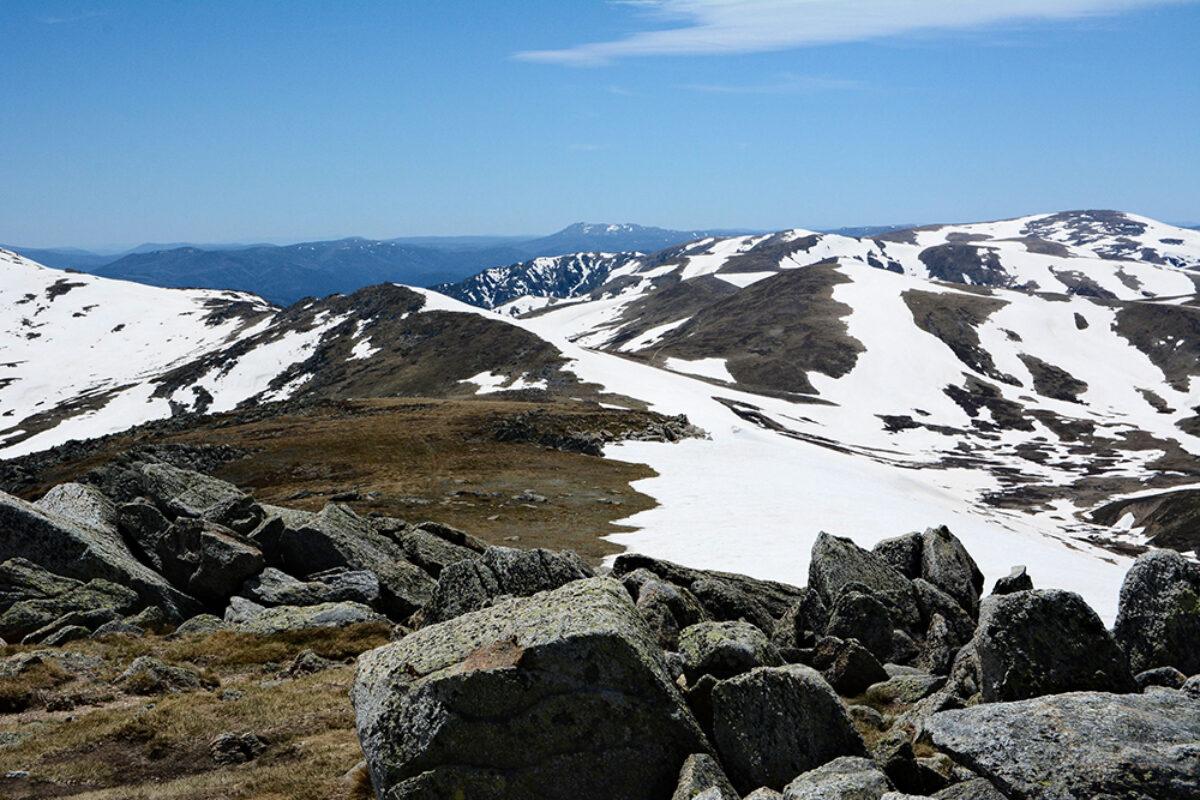 Aus Mount Kosciuszko
