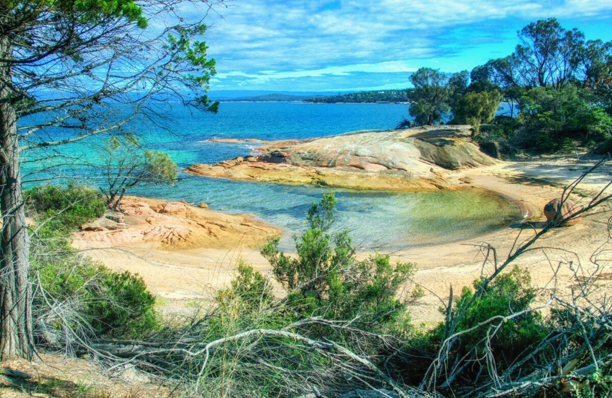 Aus Tasmania Freycinet National Park