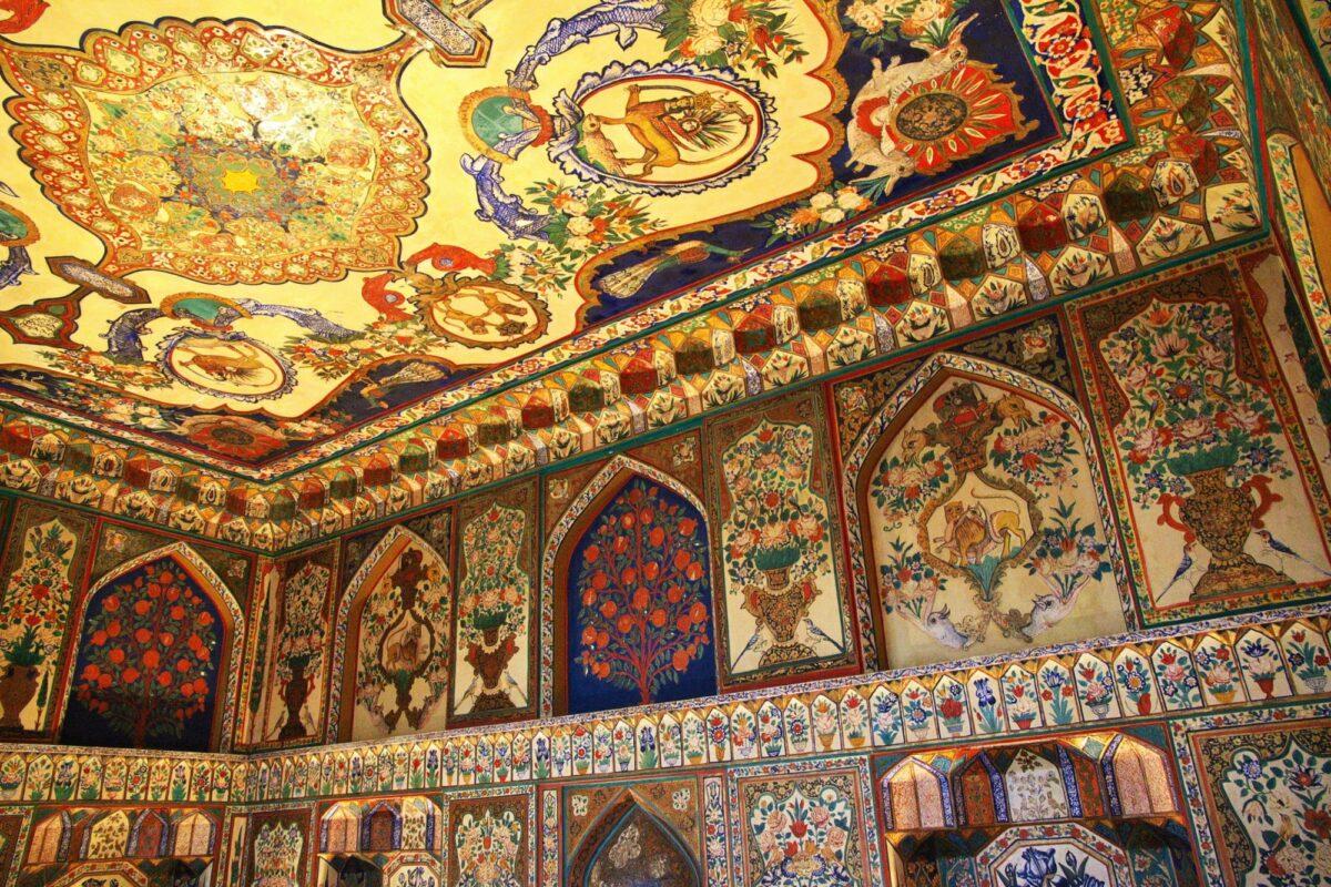 Azerbaijan Sheki The Khans Palace2