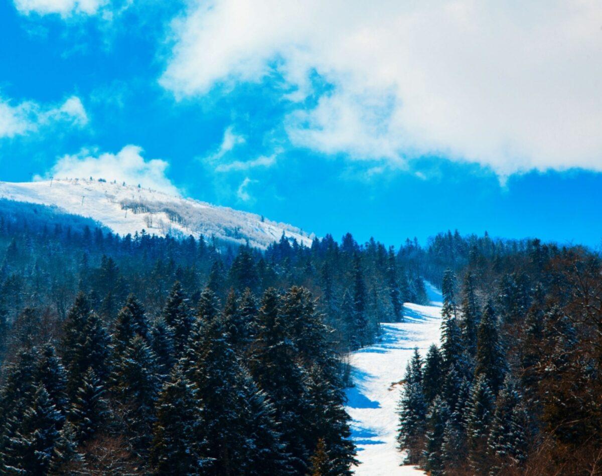 Bosnia Bjelašnica ski resort