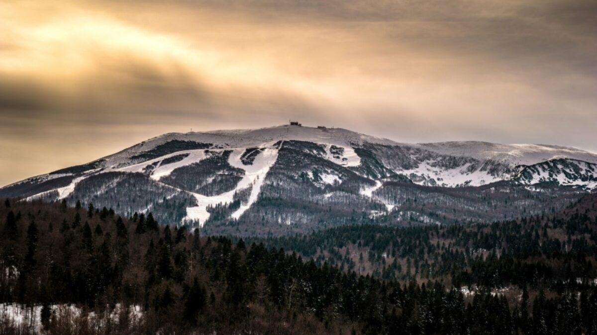 Bosnia Bjelašnica ski resort2
