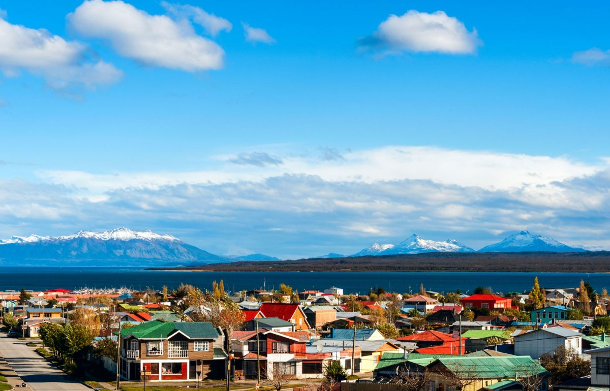 Chile Puerto Natales