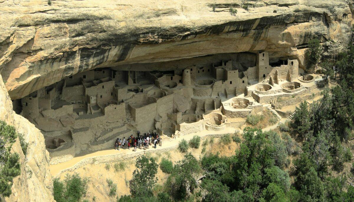 Cliff Palace Colorado Mesa Verde NP