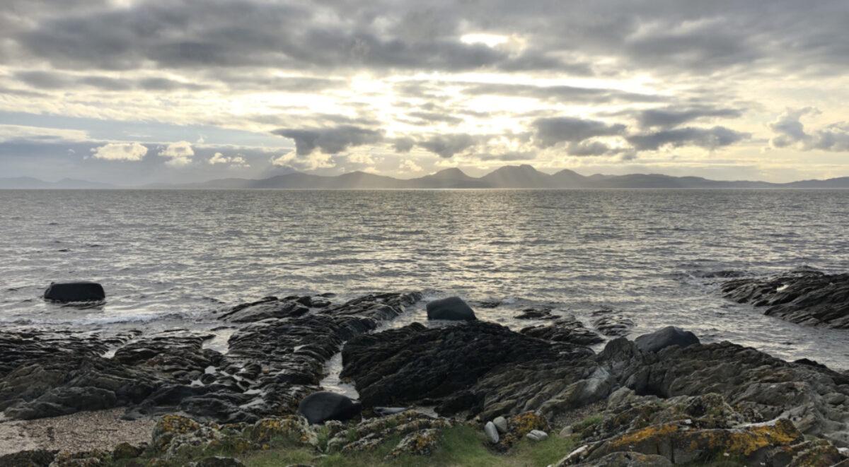 Clouds over scotland steven hunt