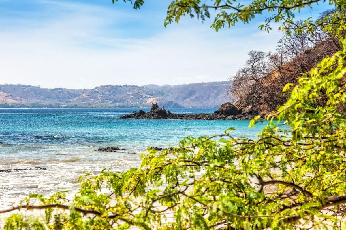 Costa Rica guanacaste The Golfo de Papagayo