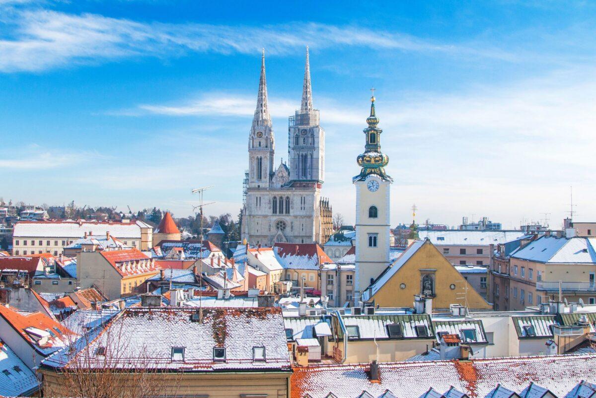 Croatia Zagreb2