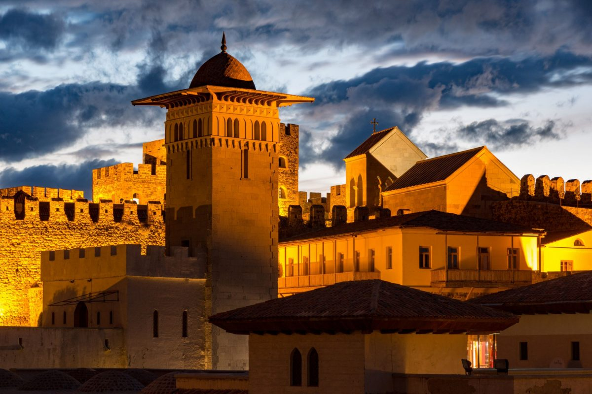 Georgia Akhaltsikhe Rabati Castle 2