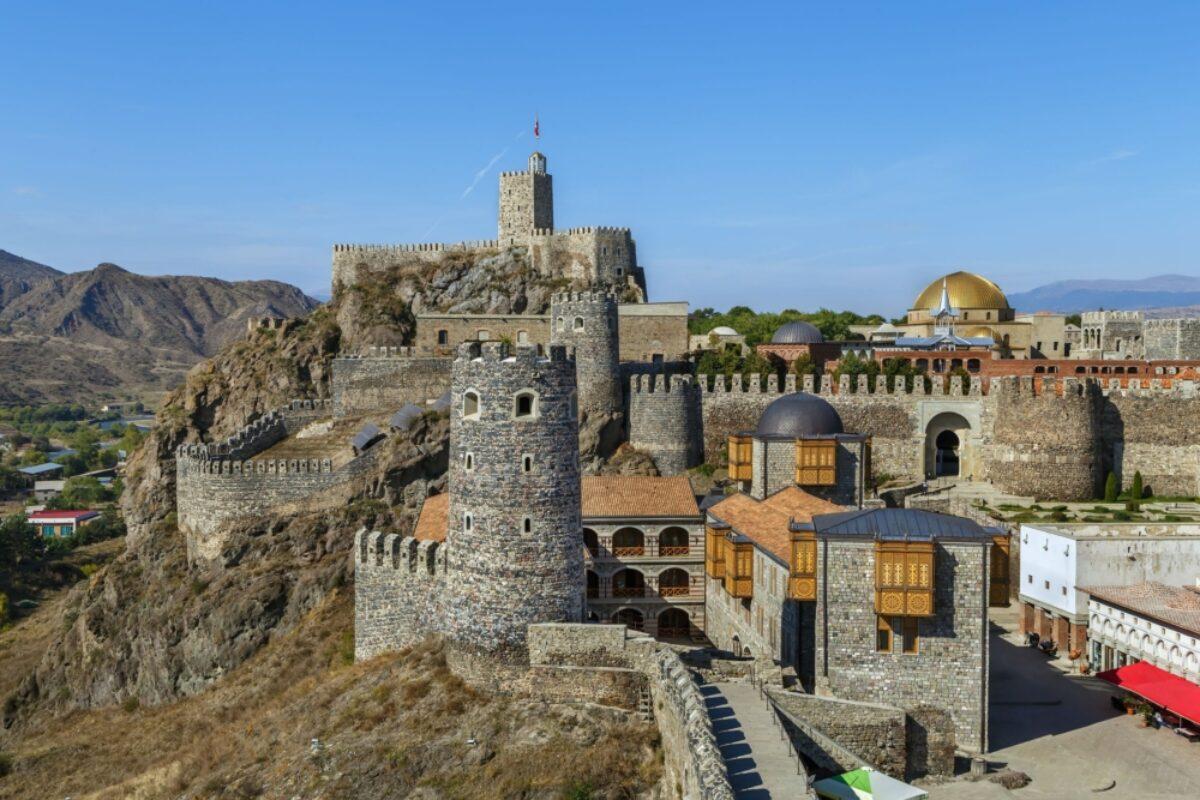 Georgia Akhaltsikhe Rabati Castle