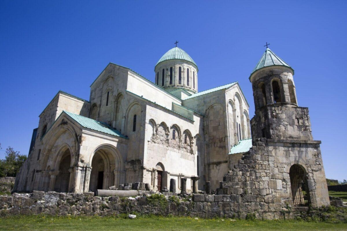 Georgia Kutaisi Bagrati Cathedral