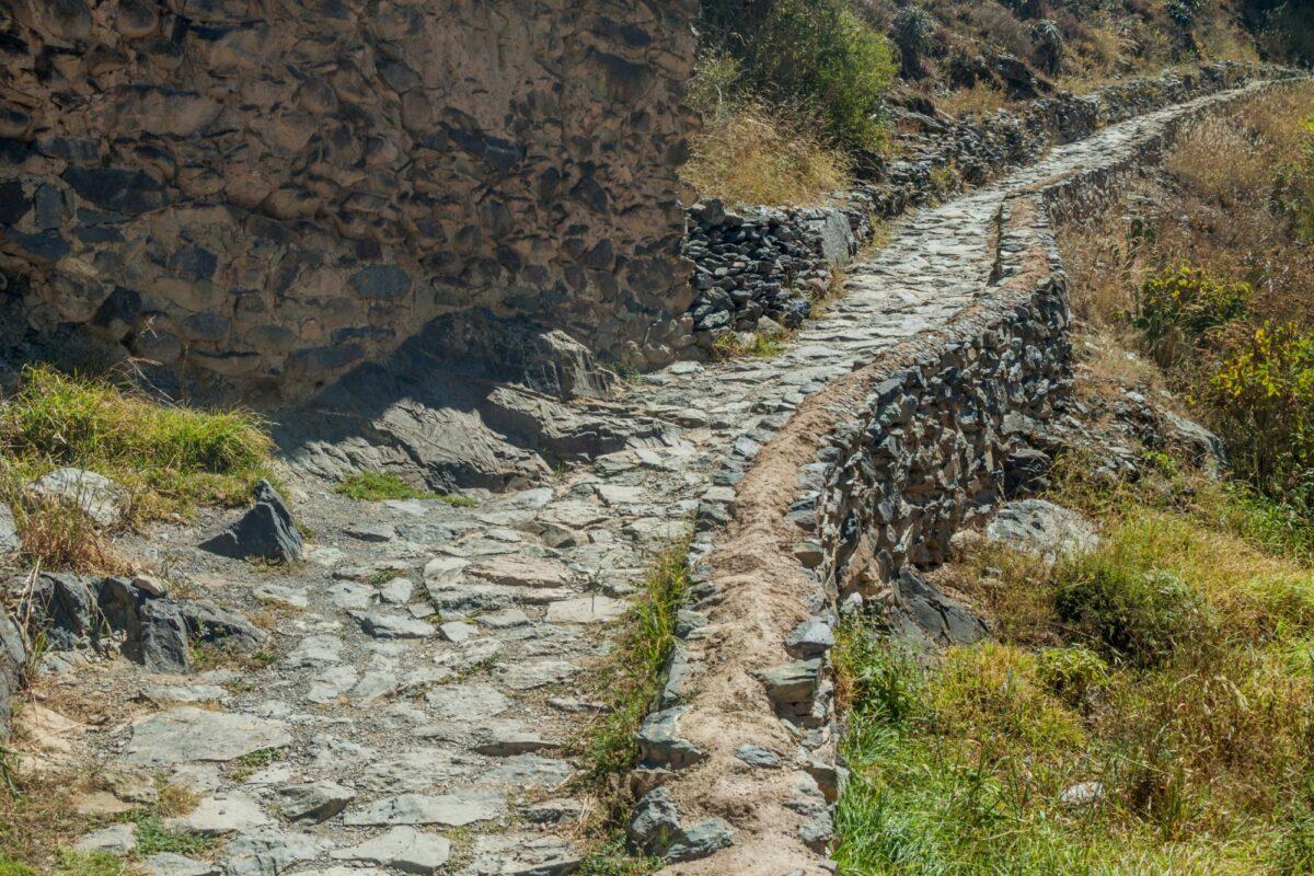 Inca Trail Peru Parth