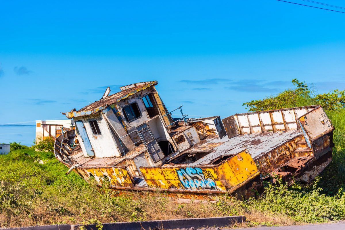 Isabela boat