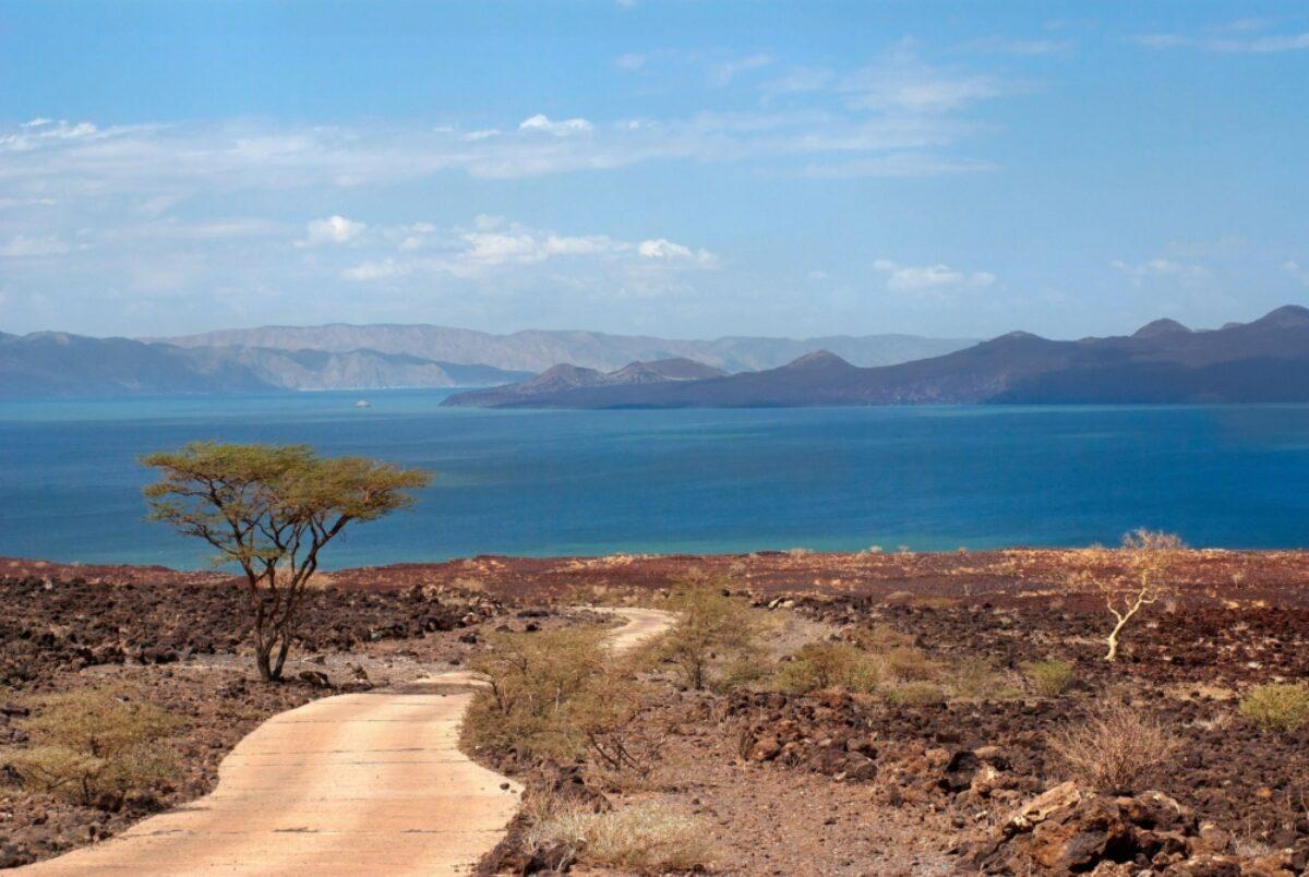 Kenya Lake Turkana