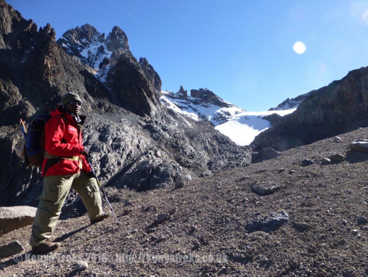 Kenya Mount Kenya sumit