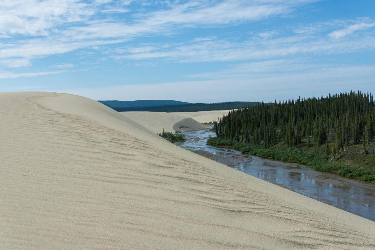 Kobuk Sand Dunes alaska usa