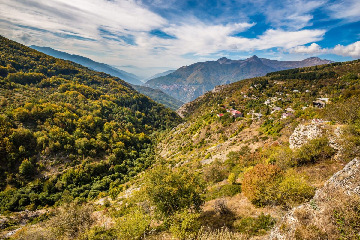 Mavrovo National Park Macedonia