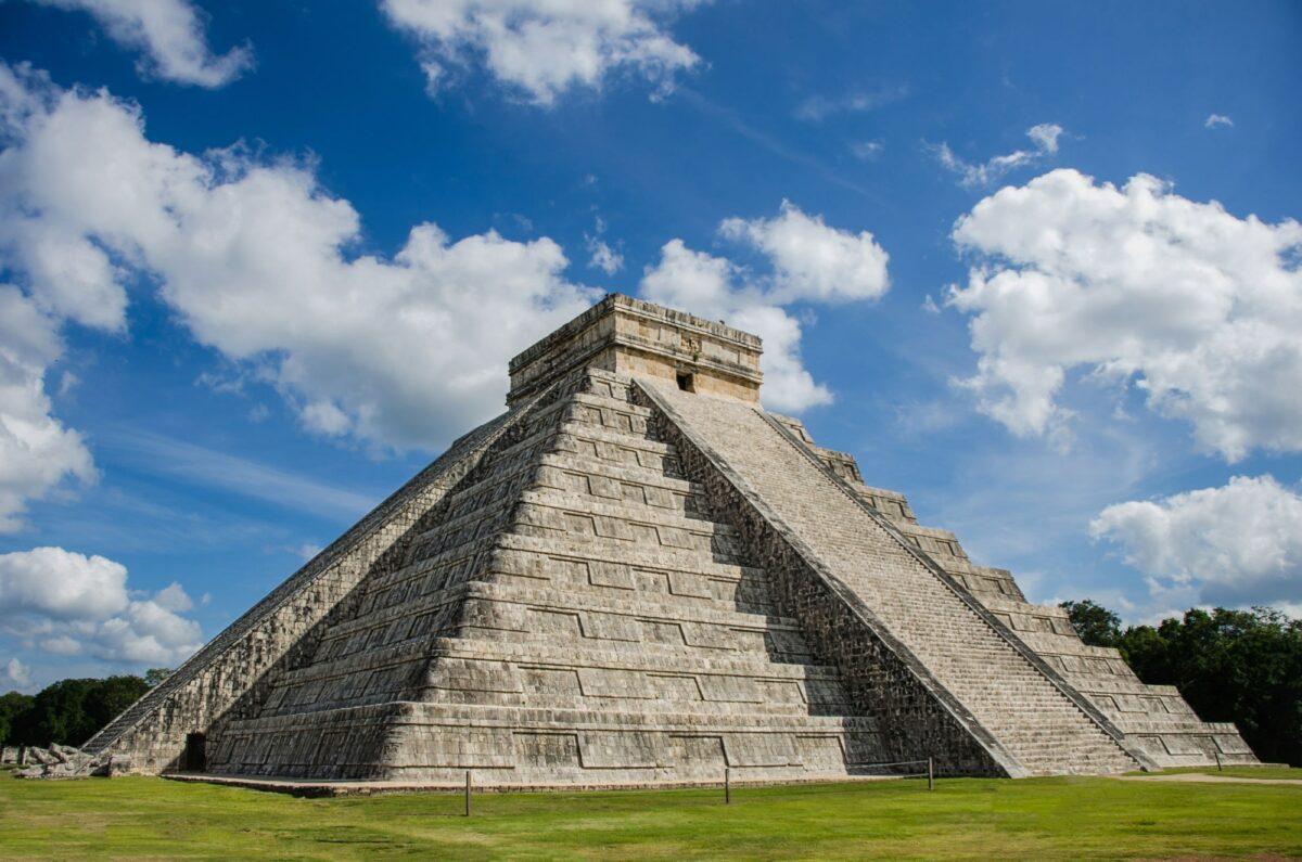 Mexico Chichen Itza castle