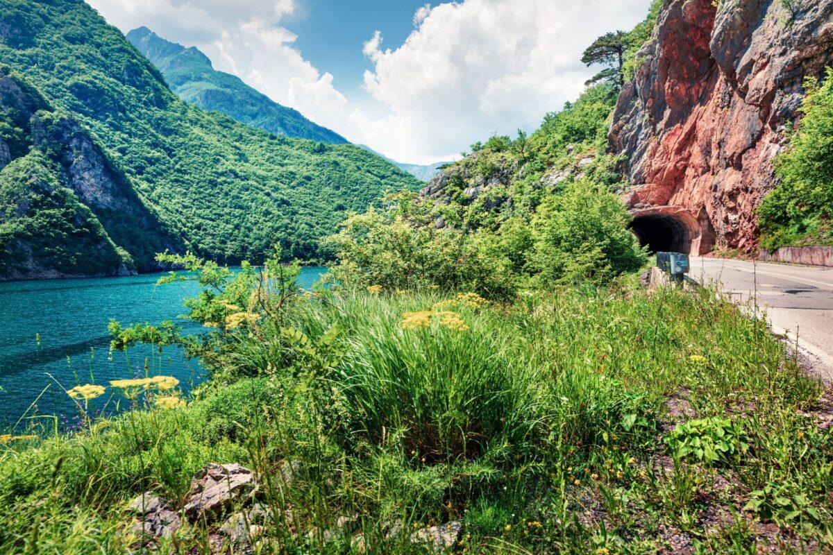 Montenegro Lake Piva3