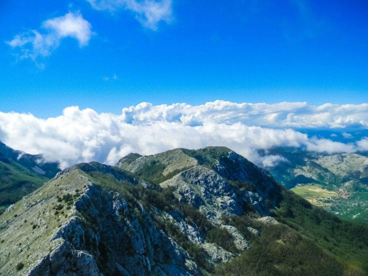 Montenegro Lovcen Lovcen Mount