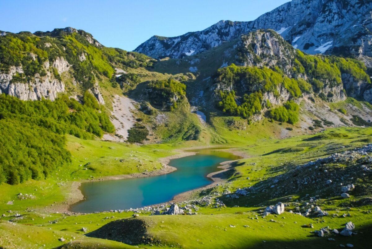 Montenegro Skader Lake NP